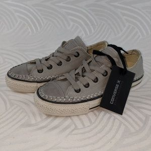 Converse All Star Low Shoes Junior 3